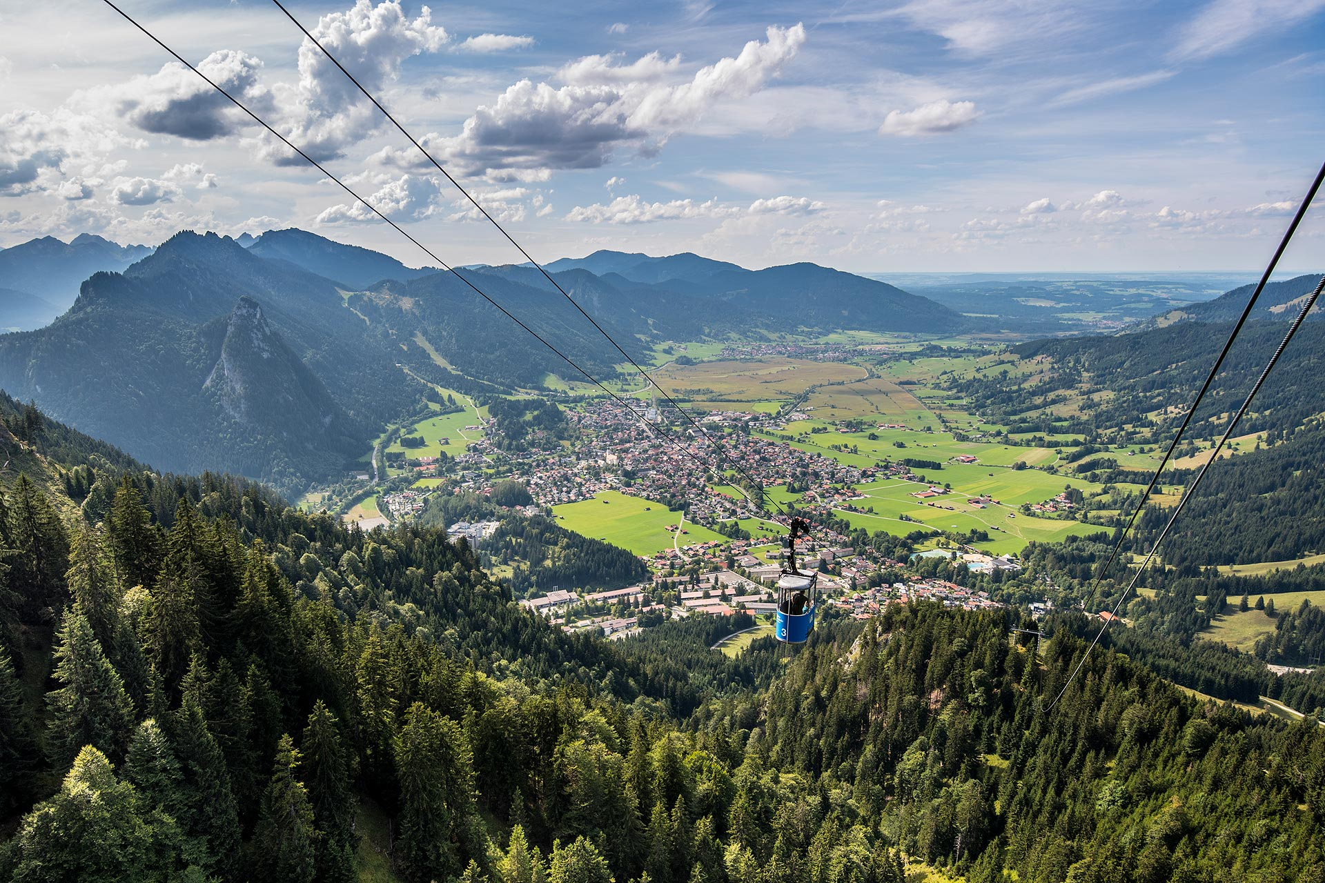 Wandertour & Nostalgische Gondelfahrt zum Laber Berg