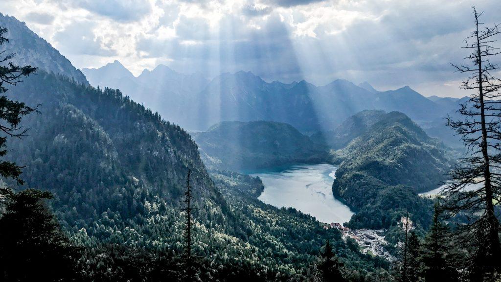 Alpsee Schwangau