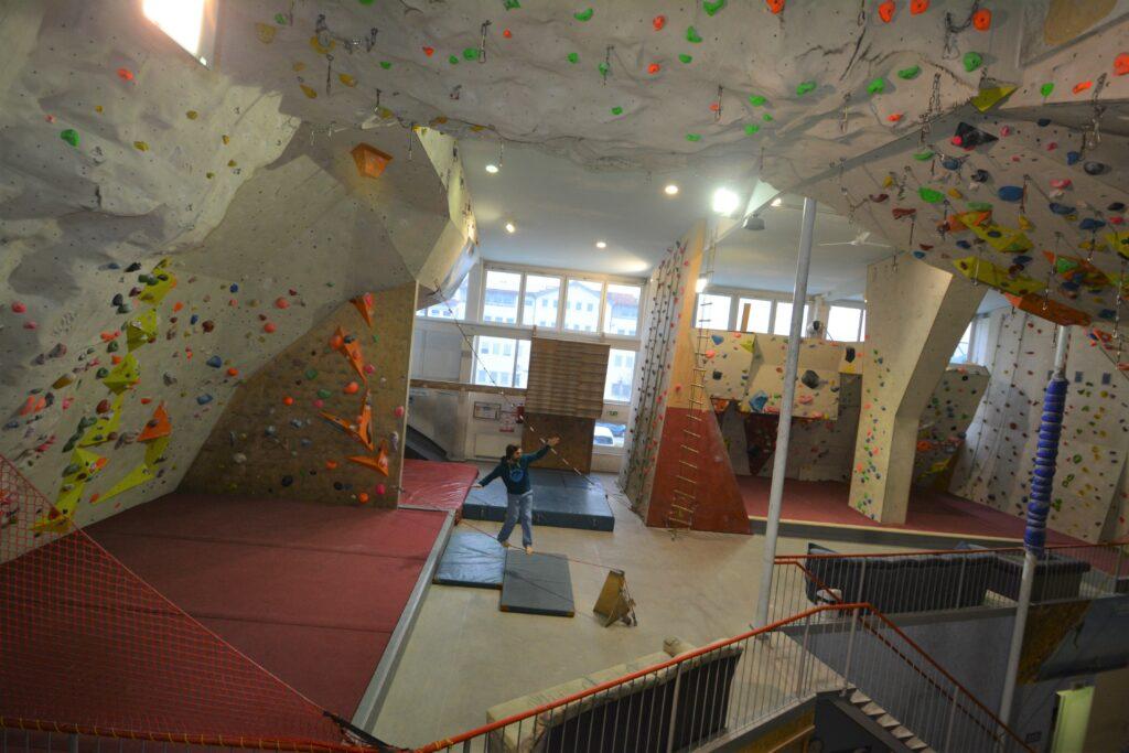 Kletterhalle Weilheim